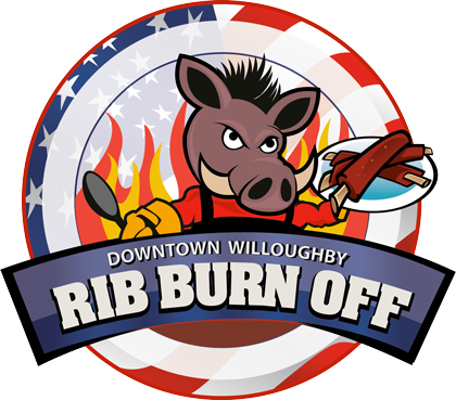 Downtown Willoughby Rib Burn Off May 19 20 2018