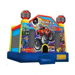 racing-bounce-house